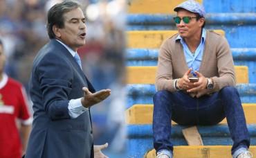 """Pinto a """"Rambo"""" de León: """"Pensé que el sentía mas cariño por la selección"""""""