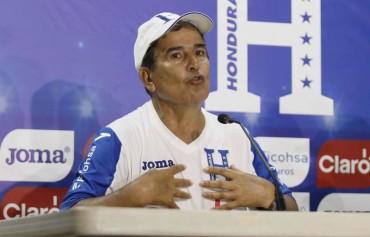 """Pinto: """"El partido ante Canadá será mas importante que este de El Salvador"""""""