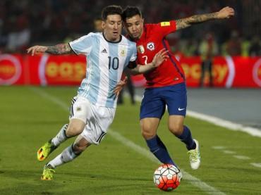 Argentina se lleva tres puntos de oro como visitante