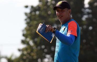 """Miguel Falero: """"Contra Olimpia solo perdimos tres puntos, no la confianza"""""""