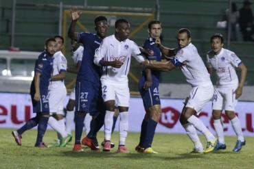 El clásico entre Motagua-Olimpia se jugará el sábado 2 de abril