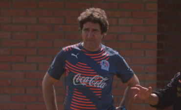 "Héctor Vargas: ""Este empate nos favorece mas a nosotros que a ellos"""