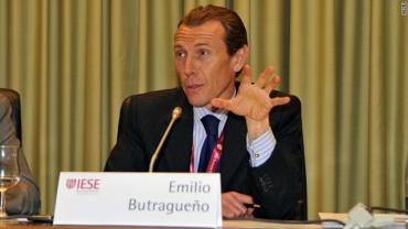 """Honduras y su fútbol se verán engalanados con la visita de Emilio """"Buitre"""" Butragueño"""
