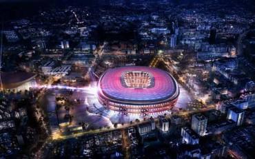 Así será el Nou Camp Nou