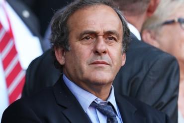 Platini presentó apelación para anular veto