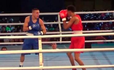 Boxeador hondureño Teófimo López cerca de clasificar a los Juegos Olímpicos