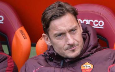 Totti piensa jugar en la MLS de los Estados Unidos