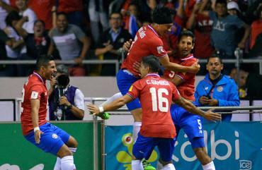 Costa Rica se acerca al hexagonal con cómodo triunfo ante Jamaica