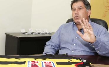 Mateo Yibrín lanza dardos contra el Olimpia y la Liga Nacional