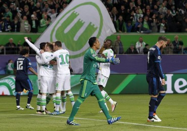 El Wolfsburgo de Alemania sorprendió al Real Madrid