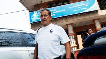 """Pinto: """"La Liga Nacional entendió nuestra solicitud y quedo claro todo"""""""