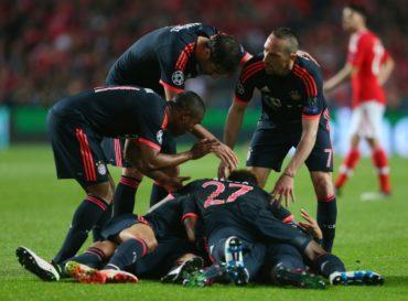 El Bayern acabó con el espejismo del Benfica