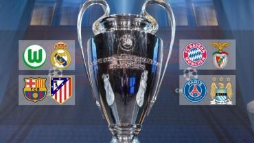 Mañana se abre el telón en los cuartos de final de la Champions League