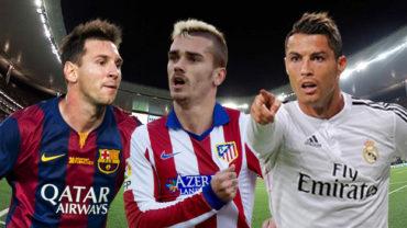 Sin margen de errores para el Barcelona, Atlético y Real Madrid