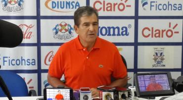 """Jorge Luis Pinto: """"Queremos poner en alto el nombre de Honduras en los Olímpicos"""""""