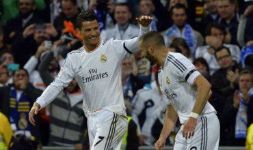 CR7 y Benzema, descartados ante la Real Sociedad