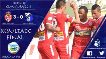 Real Sociedad sigue imparable y termina de hundir al Honduras Progreso