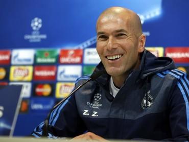 Zidane confía en remontada del Madrid
