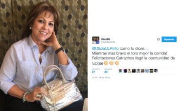 """Claudia Uribe y su mensaje esperanzador a la """"H"""" Sub-23"""