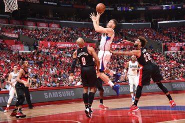 La mejor versión de Griffin lideró a Clippers