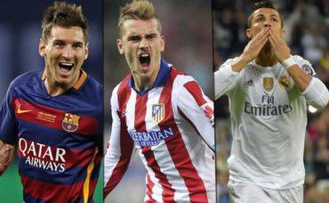 Este es el calendario que le resta a Barça, Atlético y Real Madrid