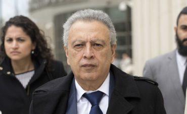 El hondureño Alfredo Hawit pidió a juez moverse con libertad
