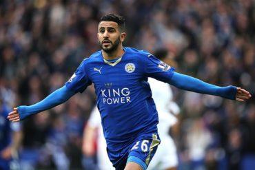 Agotados las camisas del Leicester City