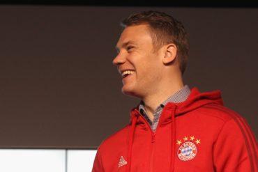 Neuer extendió contrato con el Bayern Munich