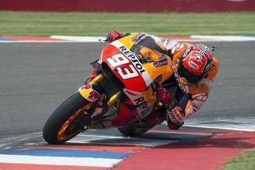 Márquez augura triunfo en circuito de Austin