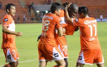 Rubilio Castillo arribó a su cuarto gol con el Correcaminos