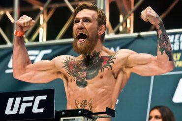 """McGregor sorprendió al mundo del UFC al anunciar su """"retiro"""""""
