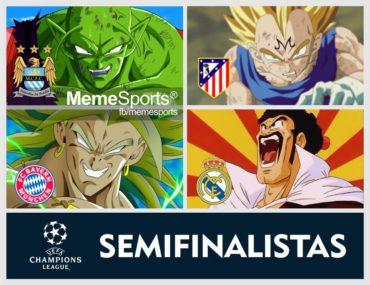 Los memes del Sorteo de semis de Champions League más divertidos