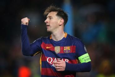 Messi, el mejor pagado de 2015