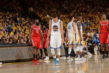 Basquetbol | Steph Curry, con posible lesión en la rodilla