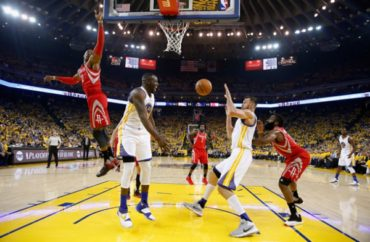 Sin Curry, Golden State eliminó a los Rockets