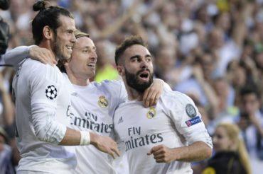 Real Madrid, finalista de la Liga de Campeones