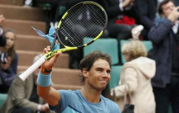 Nadal alcanza las 200 victorias de 'Grand Slam' en su tierra