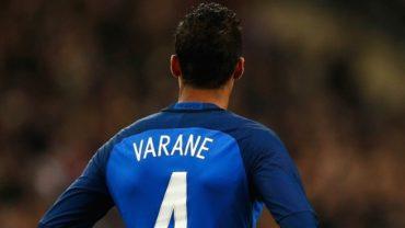Varane se pierde la EUROCOPA 2016