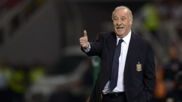 Del Bosque da la lista provisional de España para la Eurocopa 2016