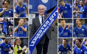 El sueño se hace realidad, el Leicester City es campeón de la Premier League