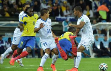 Honduras-Ecuador se enfrentarán en amistoso el 30 de Mayo en Dallas