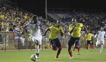 Sub-23 de Honduras se medirá en amistoso a la Selección de Colombia