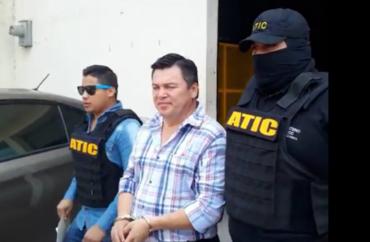 Capturan al periodista deportivo Henry Gómez por Lavado de Activos en el IHSS