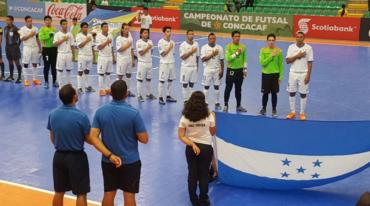"""La """"H"""" de Futsal tuvo su segundo revés en el premundial"""