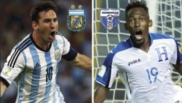 "Lujosa prueba de la ""H"" ante Argentina"