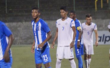 """Con una cara muy diferente, la """"H"""" Sub-20 venció a la selección de Nicaragua"""