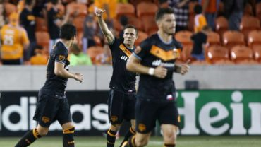 Houston Dynamo puso fin a su sequía de triunfos ante el Kansas City