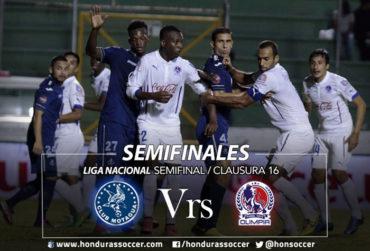 Semifinales: Olimpia-Motagua, un clásico que va arder