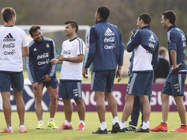 Argentina ya se prepara para el amistoso ante Honduras