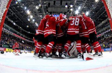 Canadá volvió a conquistar Mundial de Hockey